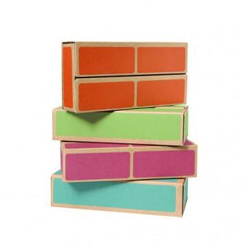 bienvenue sur le site les 3 ours lot de 20 briques en carton. Black Bedroom Furniture Sets. Home Design Ideas