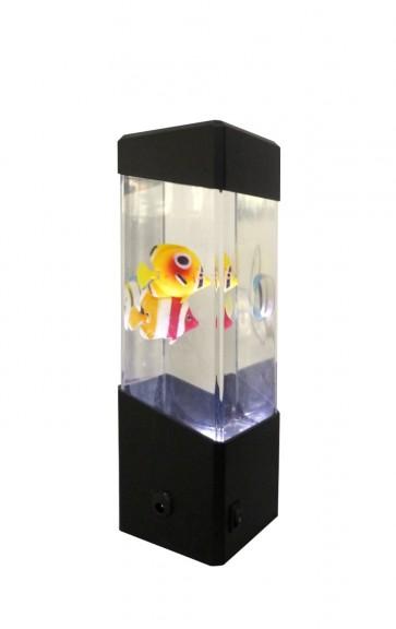 Mini Aquarium aux poissons