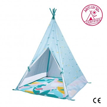 Tipi jungle