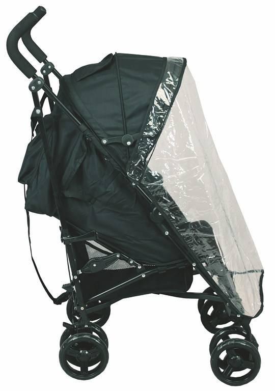 poussette canne avec habillage pluie. Black Bedroom Furniture Sets. Home Design Ideas