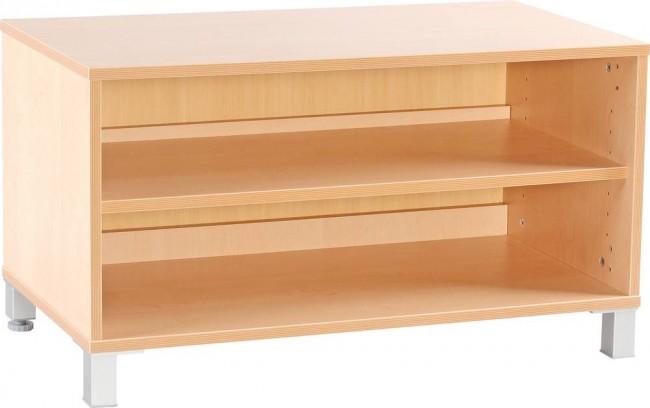 bienvenue sur le site les 3 ours meuble bas fl xi 1 tag re sur pieds. Black Bedroom Furniture Sets. Home Design Ideas