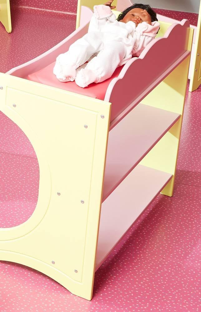 bienvenue sur le site les 3 ours table de change poup e en bois. Black Bedroom Furniture Sets. Home Design Ideas