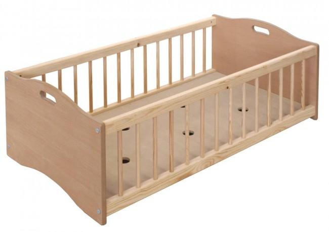 bienvenue sur le site les 3 ours lit bas empilable 120x60. Black Bedroom Furniture Sets. Home Design Ideas