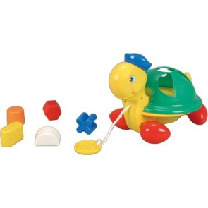 La tortue aux formes