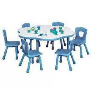 Table Fleur réglable
