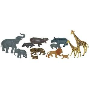 Les animaux sauvauges et leurs bébés