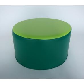 Pouf rond - Hauteur d'assise 32 cm