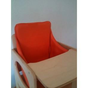 Coussins pour fauteuil à tablette