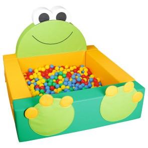 Bienvenue sur le site les 3 ours piscines balles motricit for Piscine a balle jouet club