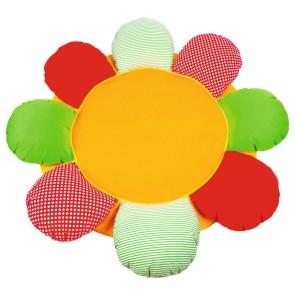 Maxi tapis fleur