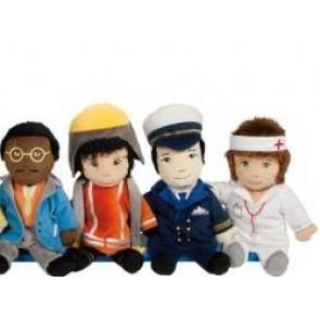 Marionnettes Les métiers du monde
