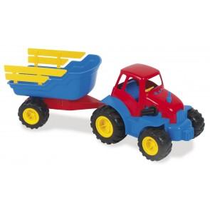 Tracteur et sa remorque - Nouveau modèle