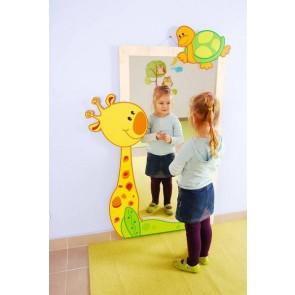 Miroir la Girafe et la Tortue