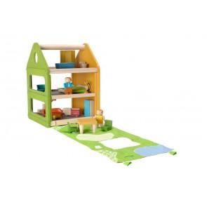 Maison de poupée Eco