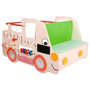 Le camion d'activités
