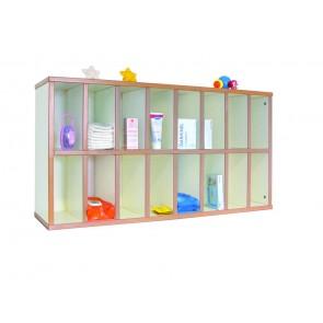 Rangement à compartiments - 16 cases