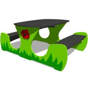Table-banc nature