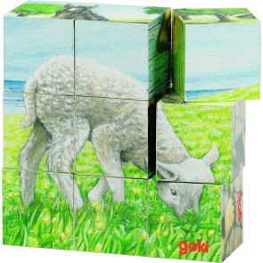 Cube La Petite Ferme