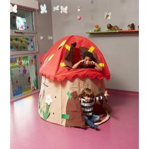 La maison champignon