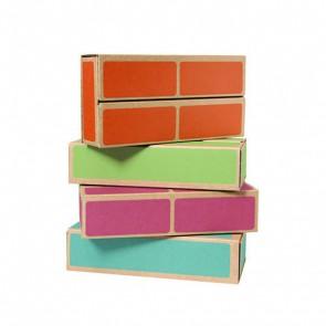 Briques en carton