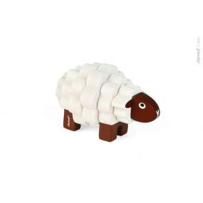 Animaux à emboîter - Le mouton