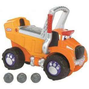 Porteur camion de chantier