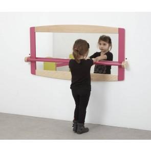 Miroir - Avec barre de maintien