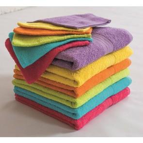 Le lot de 5 serviettes éponge