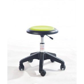 Tabouret micro base plastique 8 pieds small-image