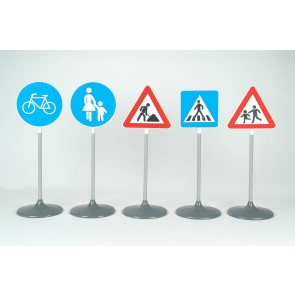 Panneau de signalisation set 1 image