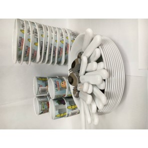 Assortiment vaisselle Frugumes - spécial micro crèche small-image