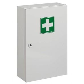 Armoire à pharmacie une porte blanche small-image