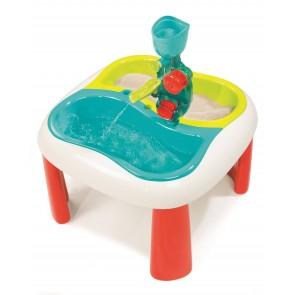 Table jeux de sable et d'eau