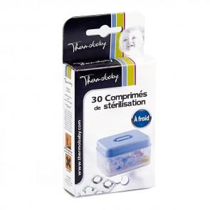 Boite  de 30 comprimés de stérilisation small-image