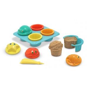Moules à sables - Les gâteaux small-image