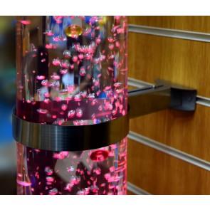 Support pour colonne à bulles 183 cm avec adaptateur