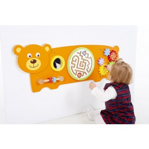 Jeu mural l'ours