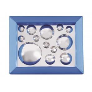 """Miroir """"les bulles"""" - Formes assorties selon stock"""