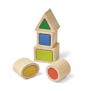 Formes géométriques Montessori