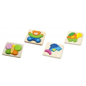 Assortiment les mini puzzles